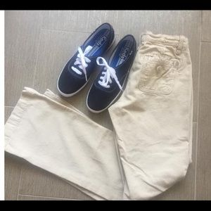 Abercrombie and Fitch bootcut pants 00